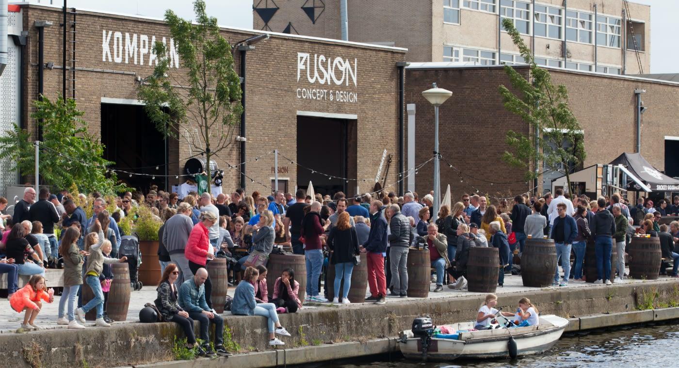 Binckhorst Kompaan en Fusion